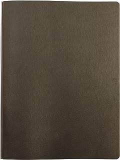 A5サイズ プロッター ホースヘアー リング径11mm【グレー】レザーバインダー/システム手帳 77