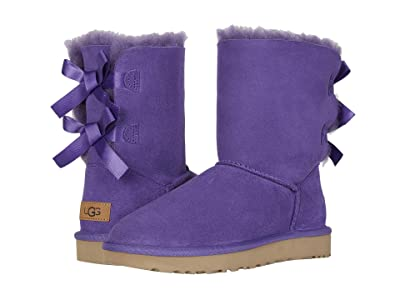 UGG Bailey Bow II (Violet Bloom) Women