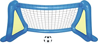 Bestway 52215-Inflatable Football Door with 1Ball and Side Sprayers