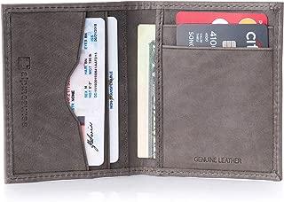 Alpine Swiss RFID Business Card Case Wallet