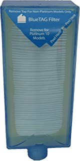 The Aftermarket Group Oxygen Concentrator Intake Filter, Blue, TAGINVFILTER