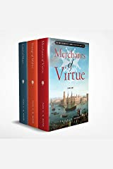 The Huguenot Chronicles: Books 1 - 3 (includes: Merchants of Virtue, Voyage of Malice, Land of Hope): A historical fiction trilogy (The Huguenot Connection) Kindle Edition