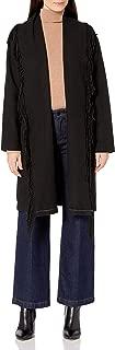 Women's Wool Fringe Jacket
