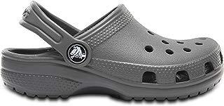Crocs Infantil Clog Classic, Cinza, Tamanho 24/25 BRA