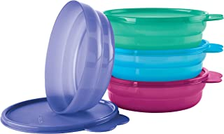 Tupperware Microwave Cereal Bowls 2016 Colors