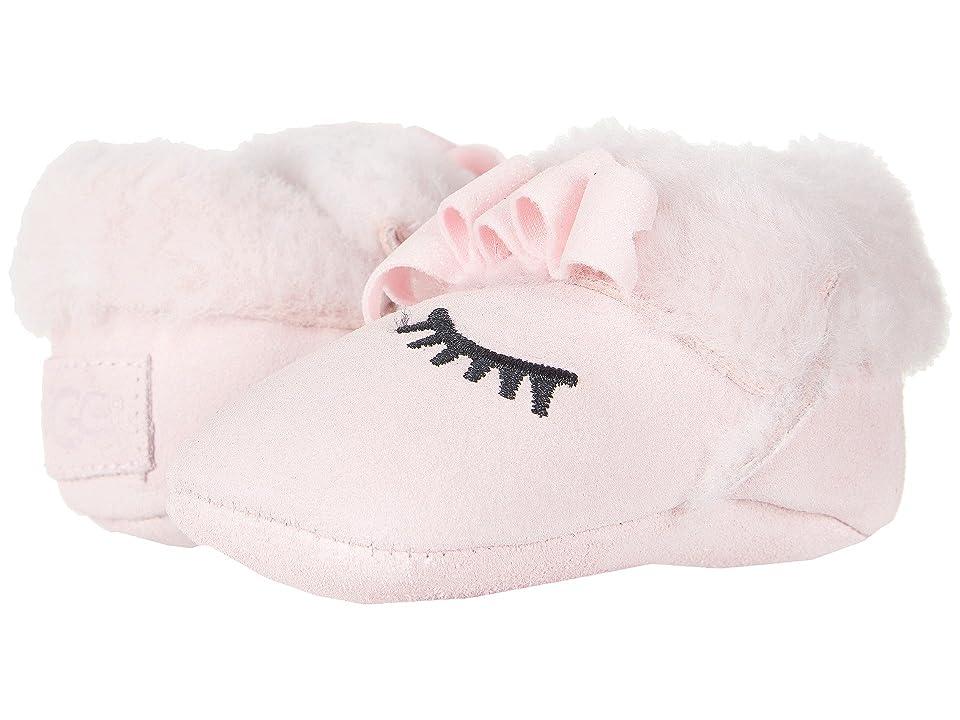 UGG Kids Blinxie (Infant/Toddler) (Seashell Pink) Girl