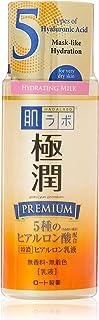 ROHTO HADALABO gokujyun premium Hyaluronic Milky Lotion 140m