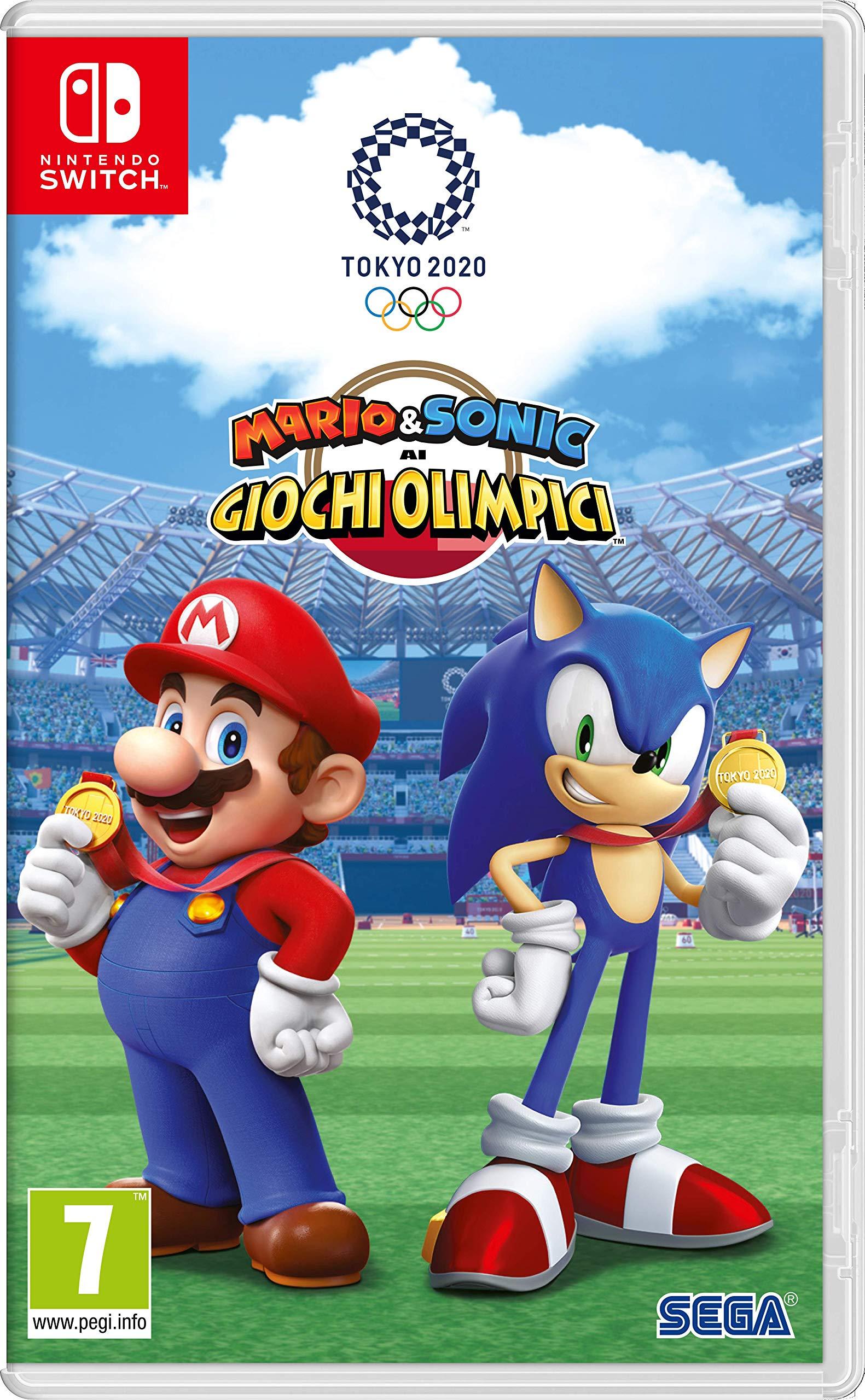 Mario & Sonic Giochi Olimpici: Amazon.es: Videojuegos