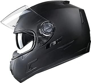 dual sport helmet with sun visor