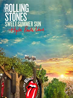The Rolling Stones - Sweet Summer Sun Hyde Park Live OV
