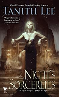 Night's Sorceries (Flat Earth Book 5)