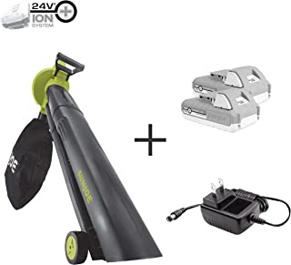 Best earthwise cordless blower battery Reviews