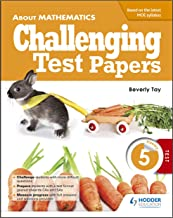 About Mathematics: Challenging Test Papers Primary 5