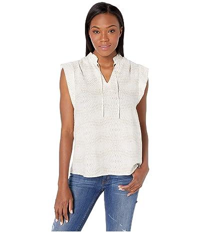 Carve Designs Larkin Shirt (Foam Shore) Women