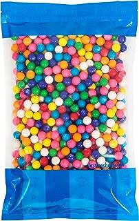 Bulk Mini Dubble Bubble Gumballs - 5 lbs in a Resealable Bomber Bag - Great for Vending Machine Refills - Wholesale - Parties