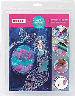 Gelli Arts¨ + Jane Davenport¨ Seashell Printing Set