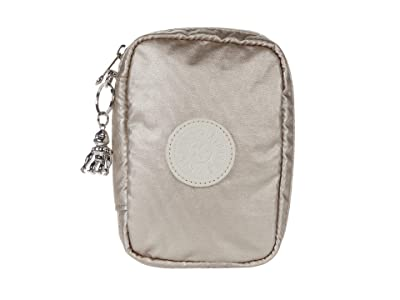 Kipling Lajas Travel Jewlery Pouch (Metallic Glow) Wallet