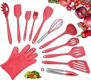 red kitchen gadgets