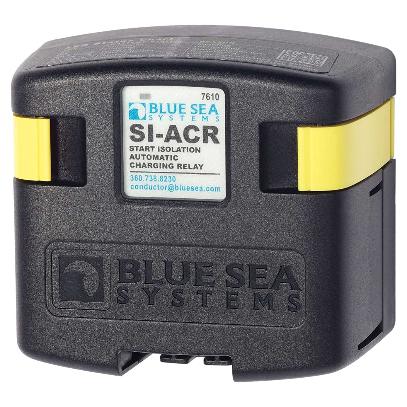 Blue Sea 7610 120 Amp SI-Series Automatic Charging Relay Marine , Boating Equipment