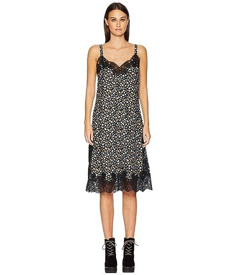 Rebecca Taylor Sleeveless Zelma Slip Dress
