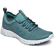 Vionic Women's Brisk Alma Lace-up Sneakers - Ladies Walking Shoes with Concealed Orthotic Arch...