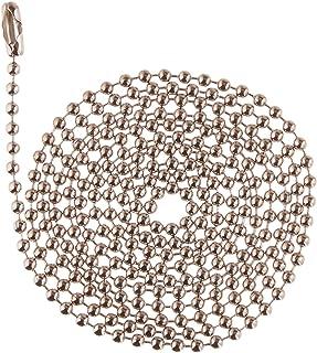 Baumgartens Sicurix Nickel Plated Bead Chains (BAU69137)
