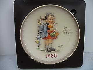 Hummel 1980 Annual Plate