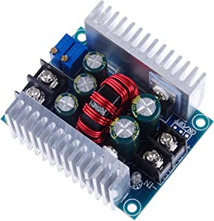 KNACRO 300W DC Buck Converter Power Module Output Adjustable 20A Max DC-DC 6-40V Step Down to 1.2-36V Buck Constant Voltag...