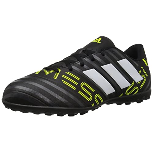 3039dea0e3b3 adidas Men's Nemeziz Messi 17.4 TF Soccer Shoe