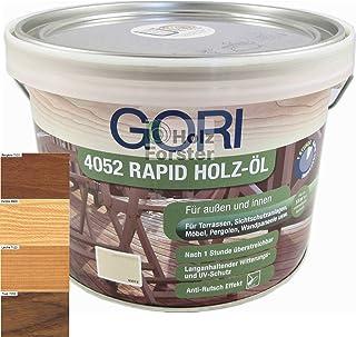 Gori 4052 Rapid Holzöl 7122 Lärche, 2,50 Liter