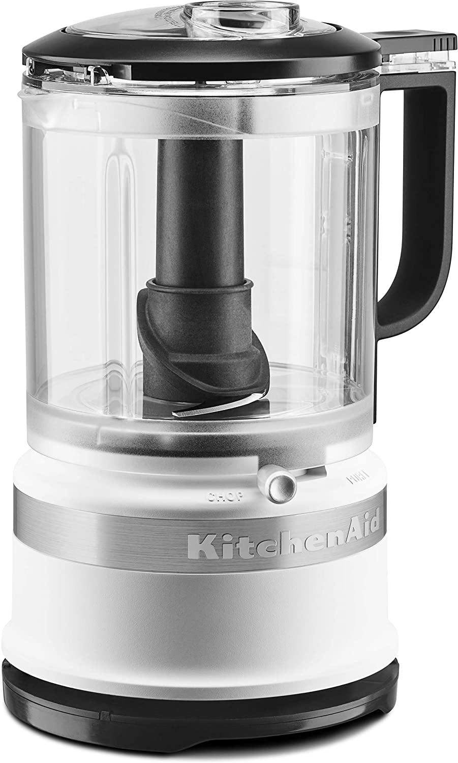 KitchenAid KFC0516FW 5 Cup whisking Accessory Food Chopper, Matte White
