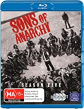 SONS OF ANARCHY: SEAS 5 (3 DISC)