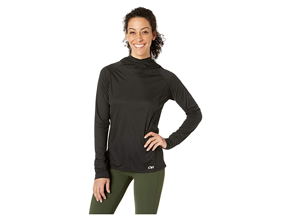 Outdoor Research Echo Hoodie (Black) Women