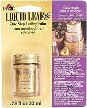 Liquid Leaf Paint One Step Leafing Paint, 0.75-Ounce, Original (Classic Gold)