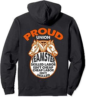 teamster hoodie