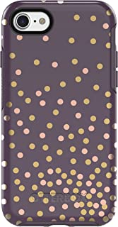 OtterBox SYMMETRY SERIES Case for iPhone 8 & iPhone 7 (NOT Plus) - Retail Packaging - CONFETTI (PURPLE/CONFETTI GRAPHIC)