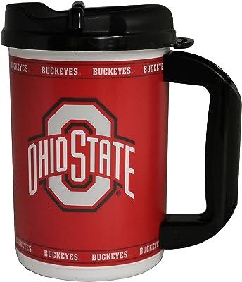 GameDay Novelty NCAA Ohio State Buckeyes Mini Mega Mug, 20 oz
