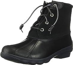 Amazon.com: Black Sperry Duck Boots
