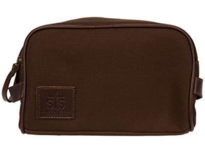 STS Ranchwear The Foreman Shave Kit (Chocolate) Handbags