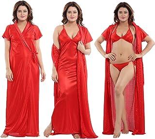 Amazon in: Reds - Lingerie & Nightwear / Women: Clothing & Accessories