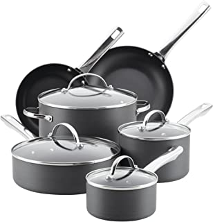 Best farberware hard anodized nonstick cookware set Reviews