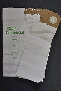Windsor Versamatic Upright Vacuum Paper Bags 10pk.