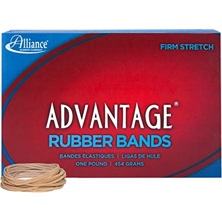 "2205//BX NL 20185 Alliance Rubber Bands Size 18 1 lb 3/""x1//16/"" Approx"