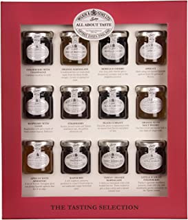 Tiptree Jams & Marmalade Tasting Selection (12 x 1.5 Ounce Jars)