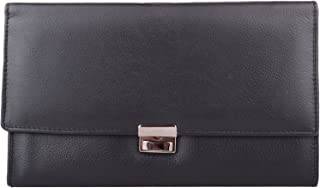 Womens Prime Hide RFID Protected Travel/Document Holder