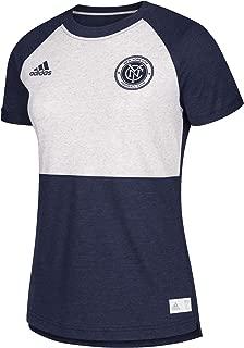 MLS NYCFC Women's Club Top, Medium, White