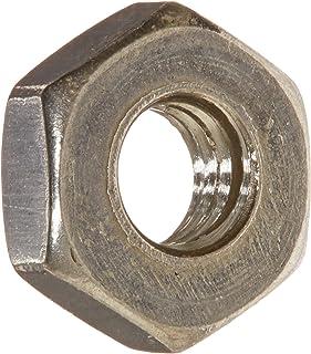 Pack of 5 PVDF Hex Nut #6-32
