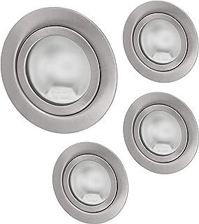 Sternenhimmel Eisen G4 grau Schlicht silber Einzelspot