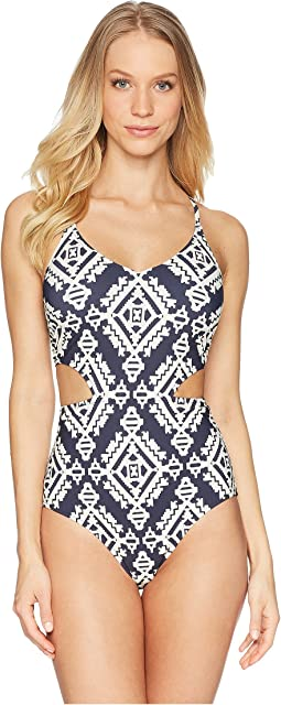 Tapestry Geo One-Piece