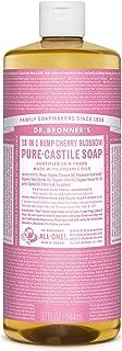 Dr. Bronner's Pure Castile Liquid Soap - 946ml - Cherry Blossom